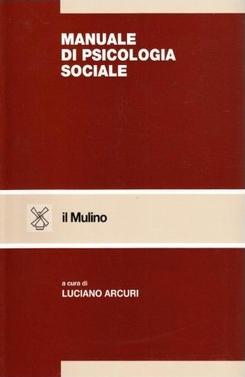 copertina Manuale di psicologia sociale