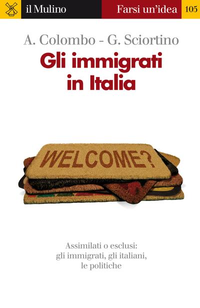 Cover Gli immigrati in Italia