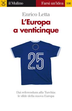 copertina L'Europa a venticinque