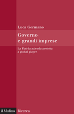 copertina Governo e grandi imprese