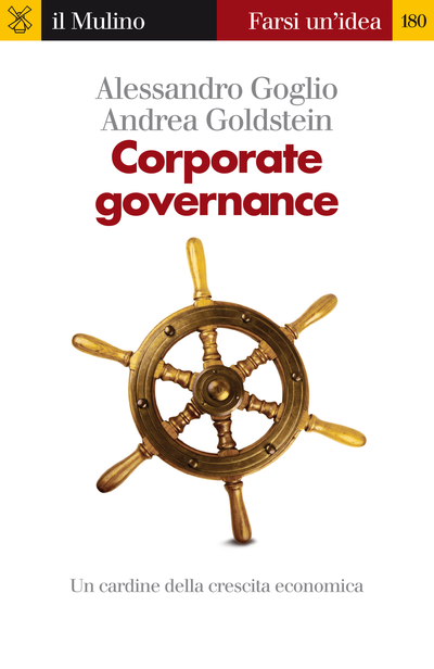 Copertina La corporate governance