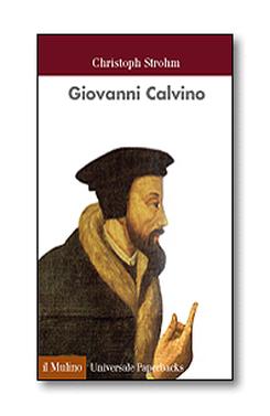 copertina Giovanni Calvino