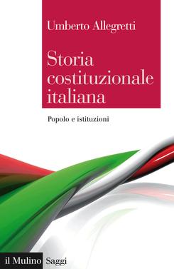copertina Storia costituzionale italiana
