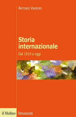 copertina Storia internazionale
