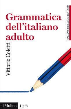 copertina Grammatica dell'italiano adulto