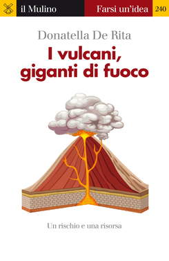 copertina I vulcani, giganti di fuoco