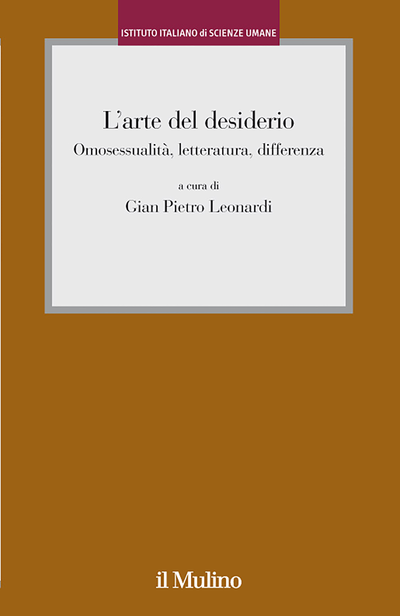 Cover L'arte del desiderio