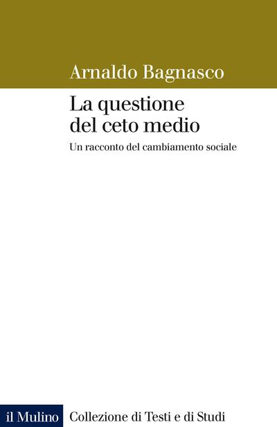 Cover La questione del ceto medio