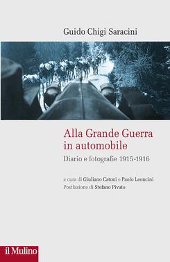 copertina Alla Grande Guerra in automobile