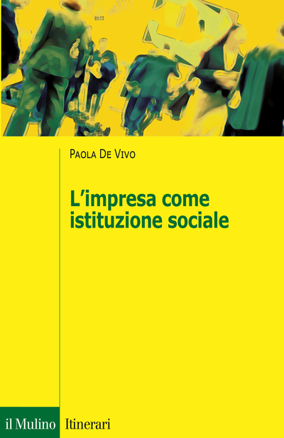 Cover L'impresa come istituzione sociale