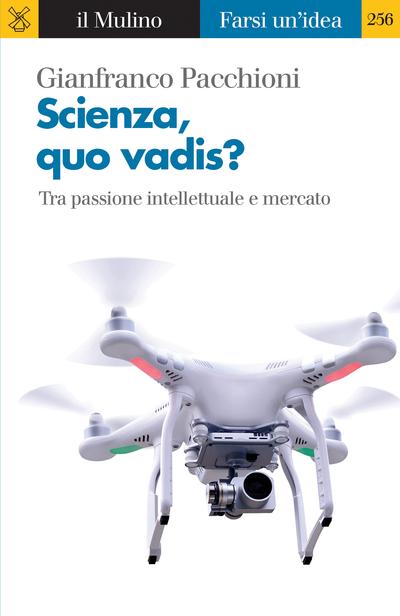 Copertina Scienza, quo vadis?