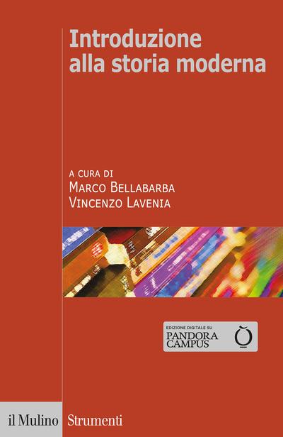 Cover Introduzione alla storia moderna