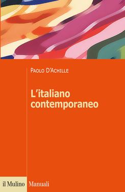 copertina L'italiano contemporaneo