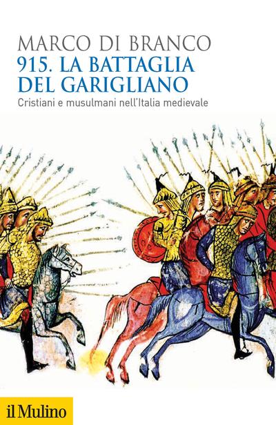 Cover 915. La battaglia del Garigliano