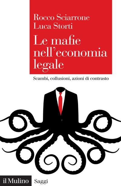 Cover Le mafie nell'economia legale