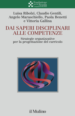 copertina Dai saperi disciplinari alle competenze