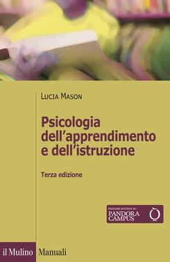 copertina Psicologia dell'apprendimento e dell'istruzione