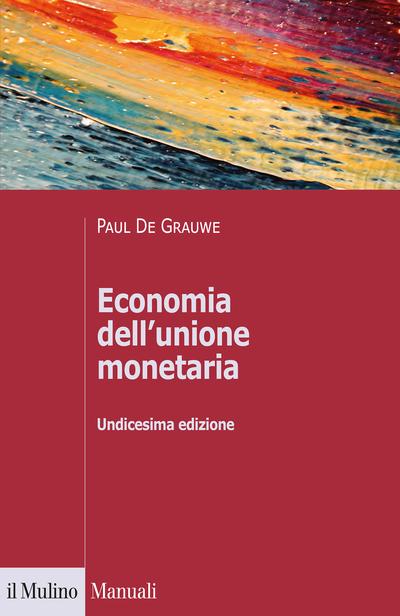 Cover Economia dell'unione monetaria