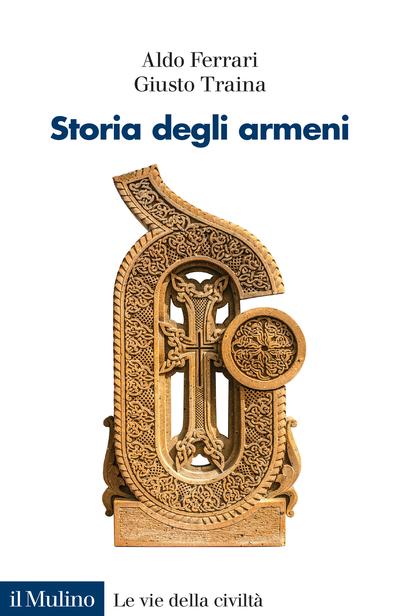 Copertina Storia degli armeni