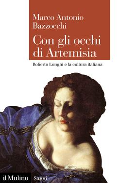 copertina Con gli occhi di Artemisia